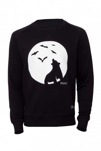 Bearley bat hoodie/sweater