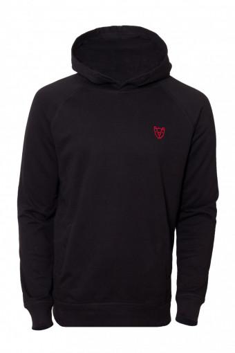 Bearley urban hoodie/sweater  logo geborduurd
