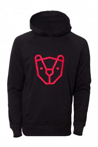 Bearley urban hoodie/sweater borduur