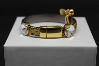 Luipaard armband