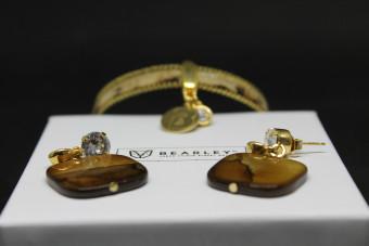 Luipaard oorstekers
