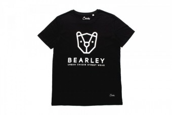 Bearley urban met tekst